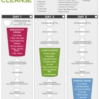 Dr Oz. 3 Day Cleanse in Review
