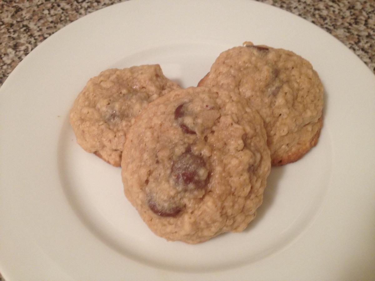 Week 26: Oatmeal Chocolate Chip Cookies