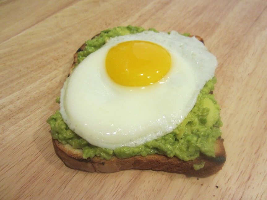 Avocado Toast with Egg