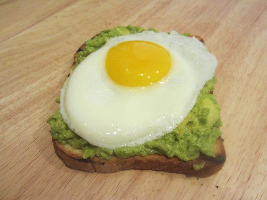 Avocado Toast withEgg