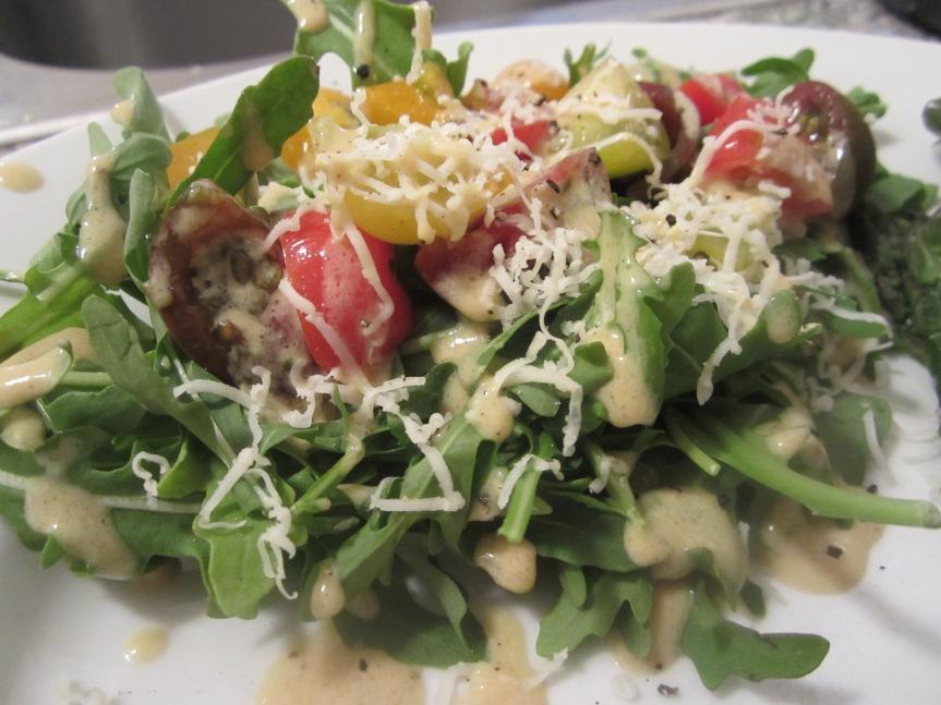 Simple Summer Salad Recipe