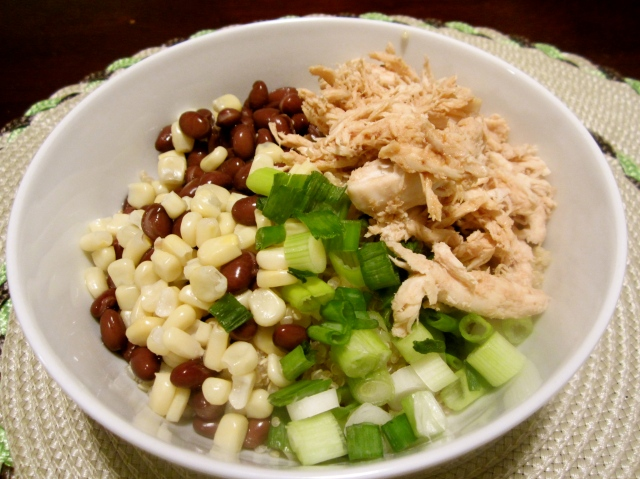 BBQ Chicken Quinoa Recipe