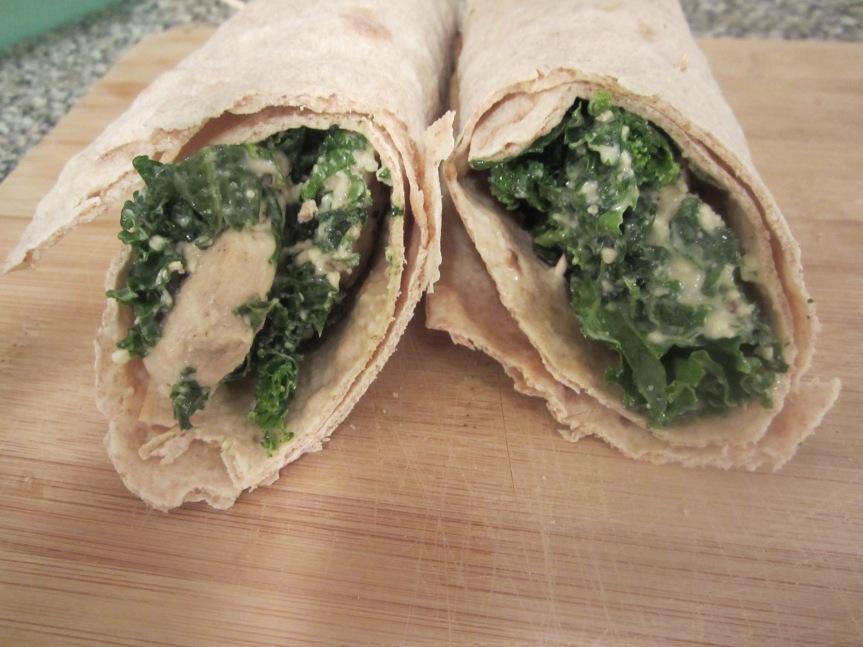 Kale Wrap