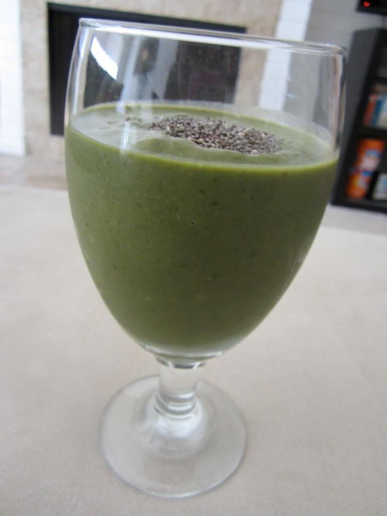 Spinach Acai Smoothie