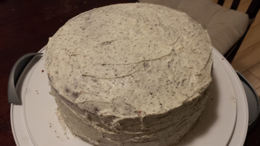 Double Take Earl Grey Layer Cake
