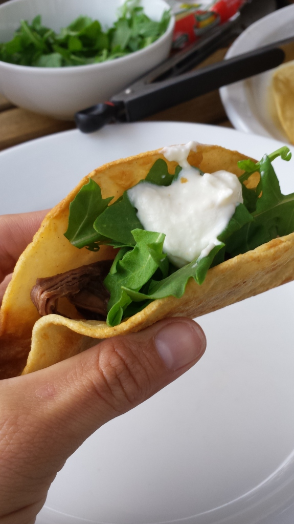 Pot Roast Crock Pot Tacos