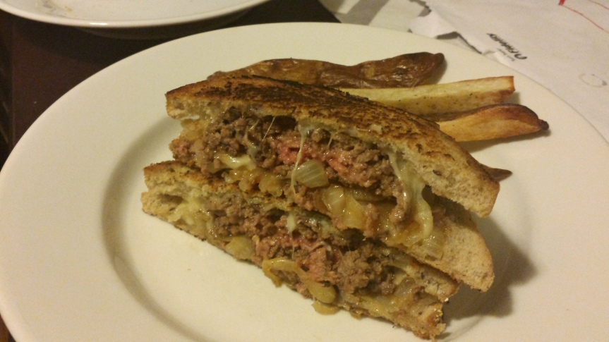 Old Fashioned Patty Melt