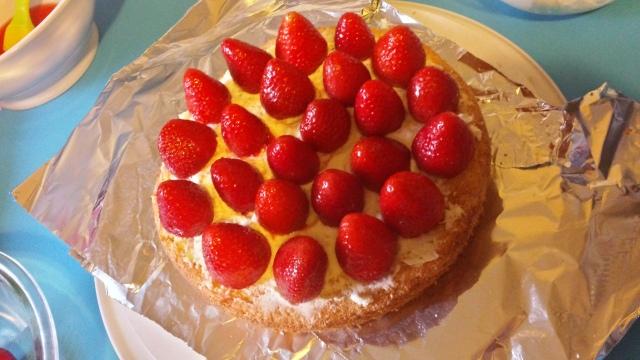 Olaf Summer Dream Cake