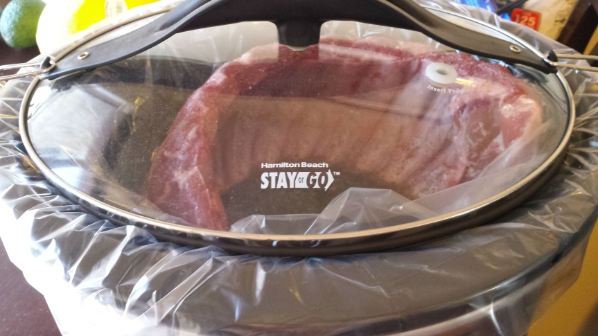 Crockpot BBQ Pork Ribs