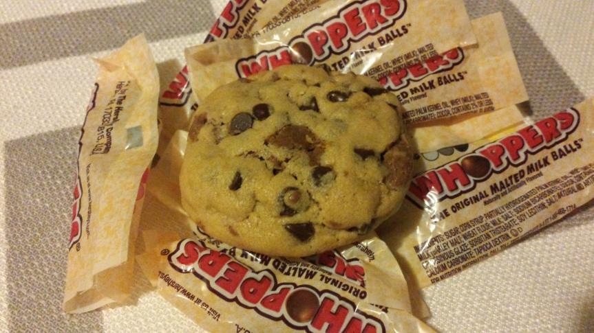 Chocolate Chip WhopperCookies