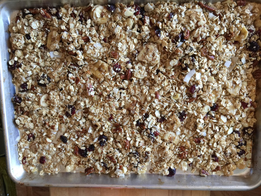 Perfect Granola Clusters