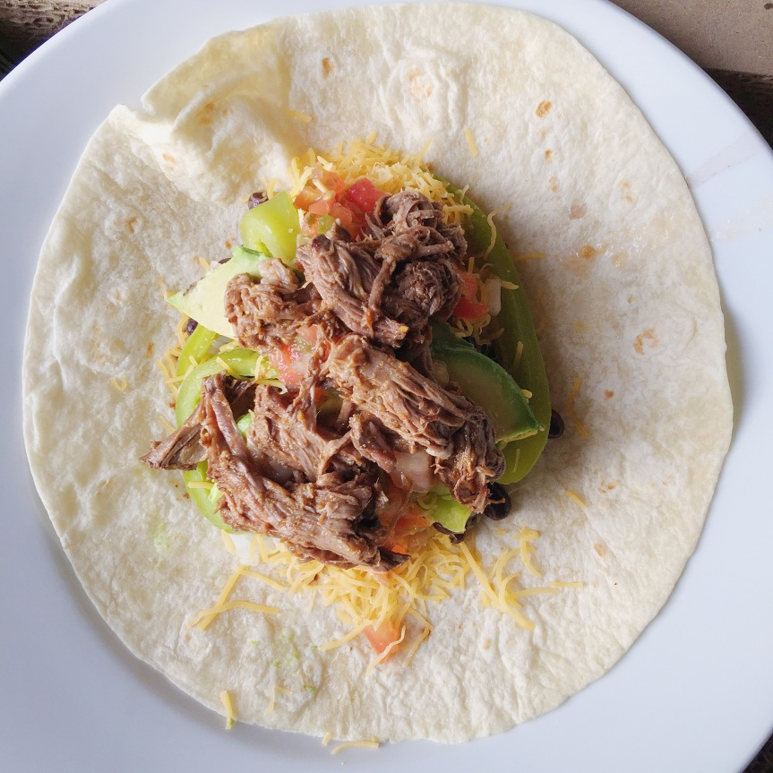 Copycat Chipotle Barbacoa Burrito