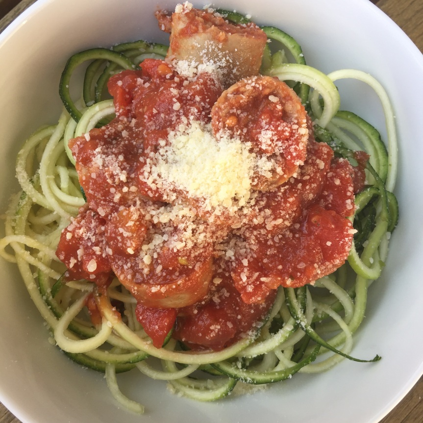 Quick & Easy TomatoSauce