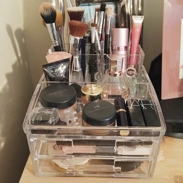 Perfect Make-up Organization Solution
