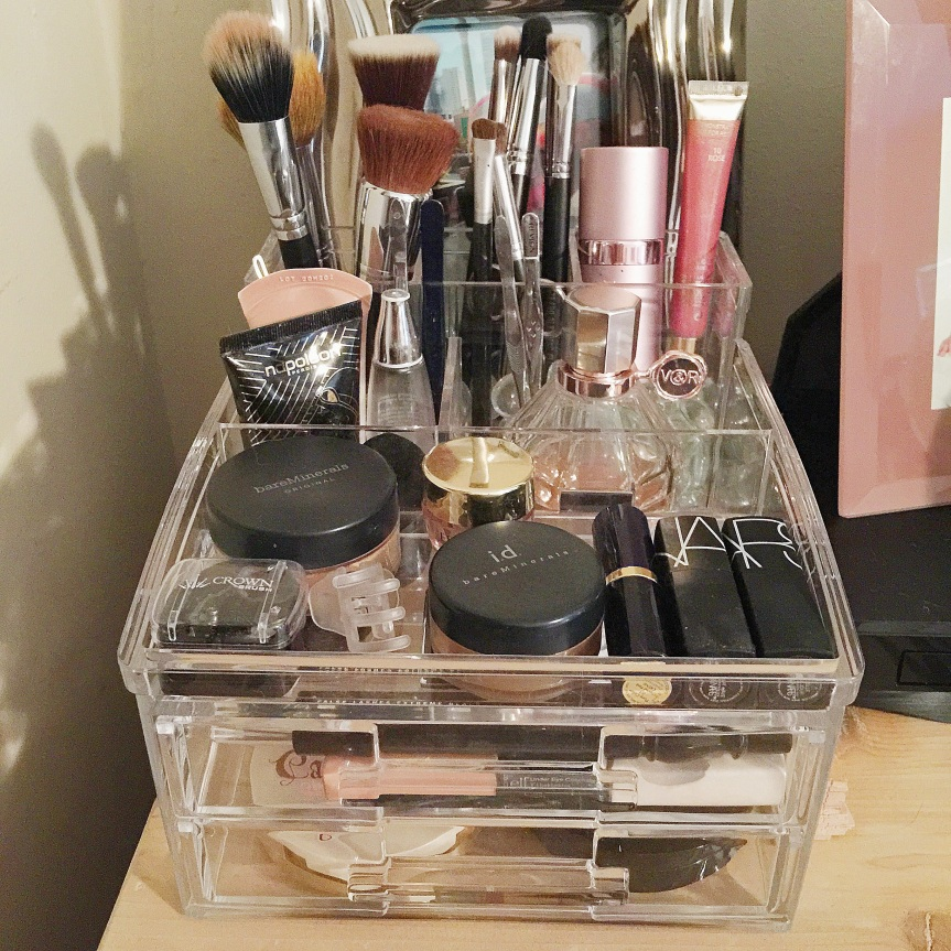 Obsessed Much: Perfect Make-up Organization Solution
