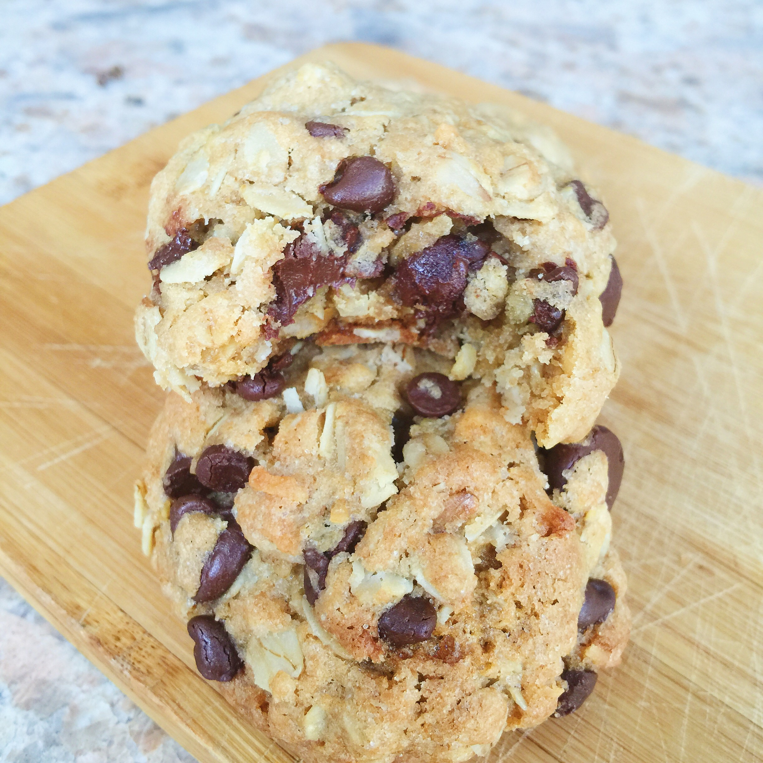 Oatmeal Coconut Chocolate Chip Cookies – Bake Broil and Blog