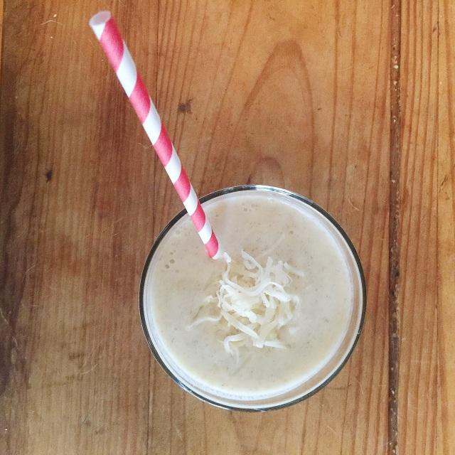 Coconut Pineapple Smoothie