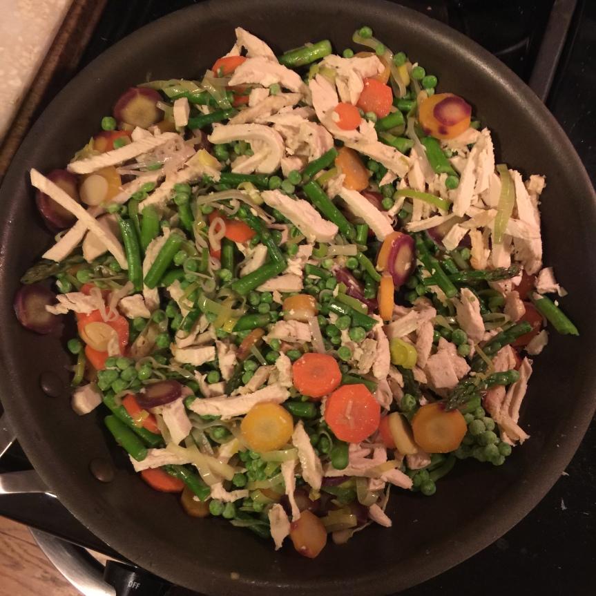 Chicken Pot PieCasserole